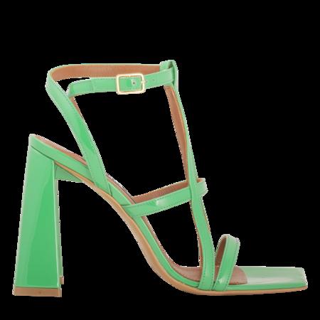 Area High Heel A Sandal - Green