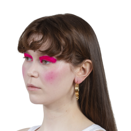 Rejina Pyo Infinity Earrings - Yellow Gold