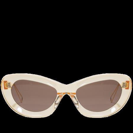 Rejina Pyo Kith Sunglasses - Yellow