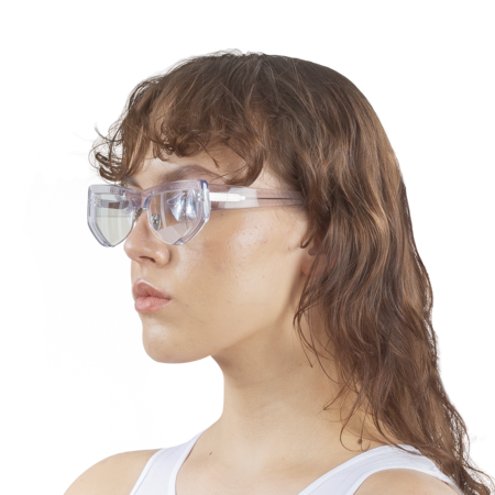 Rejina Pyo Tate Sunglasses - Clear