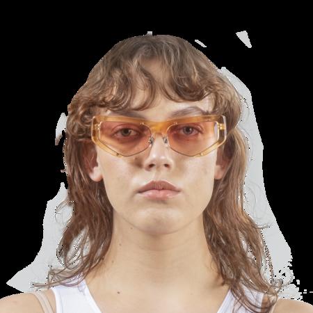 Rejina Pyo Tate Sunglasses - Clear Yellow