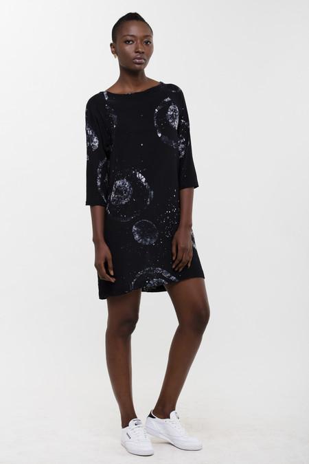 Osei-Duro Linter Dress in Astronomy