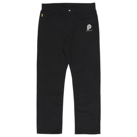 PLEASURES Percussion Denim Jeans - Black