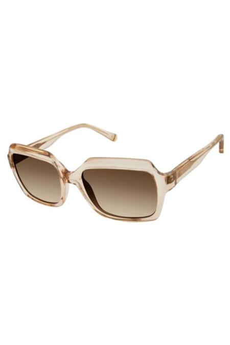 Kate Young for Tura Toni Sunglasses - Crystal
