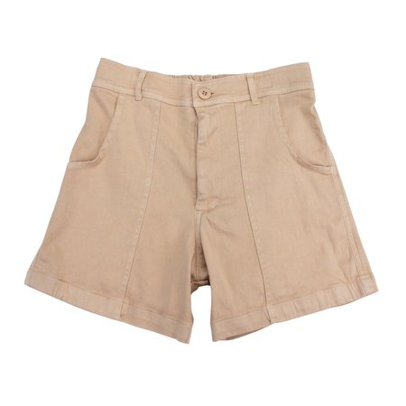 Jungmaven Venice Shorts - Dusty Pink