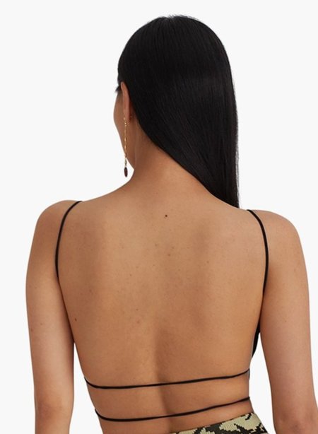 Paloma Wool Perty Top - Black