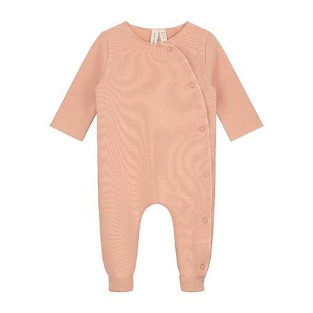 Gray Label Newborn Suit - Rustic Clay