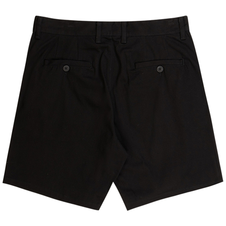 OLAF Elasticated Shorts - Black