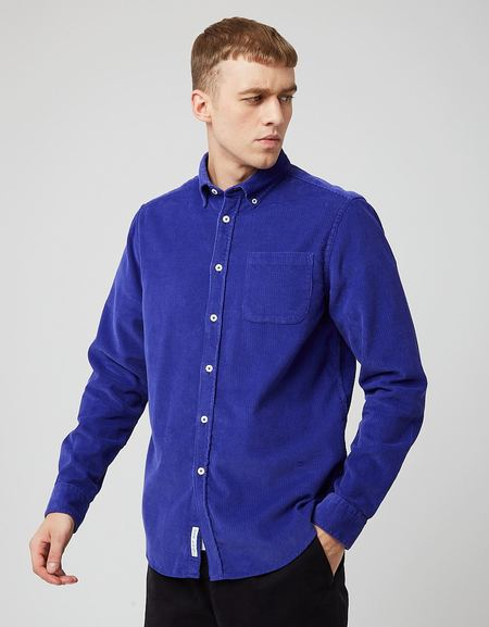Bhode x Brisbane Moss Shirt - Purple
