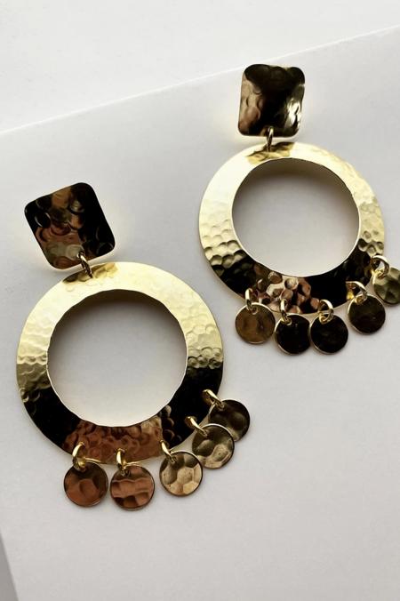 Emerson Fry Lumin Earring - gold