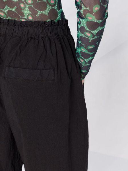 Can Pants in Black by Henrik Vibskov