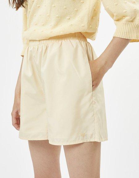 Minimum Ingri Shorts - Cornhusk