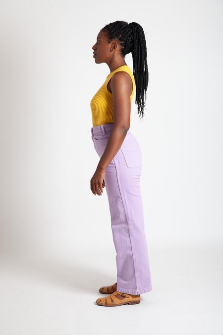 Gravel & Gold Placer Pants - Verbena