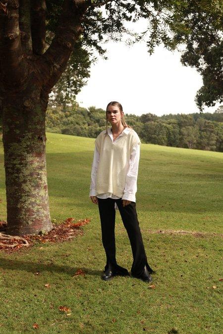 IDAE Power Vest - Ivory