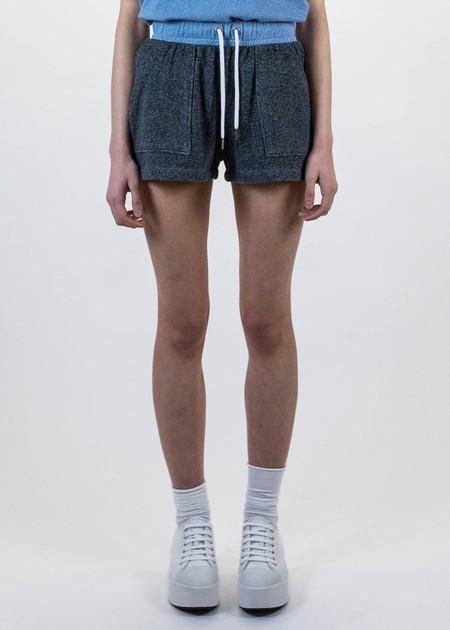 Maison Kitsune Japanese Jog Shorts