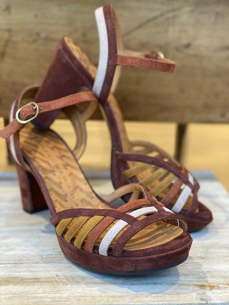 Chie Mihara Emai sandals - brwon