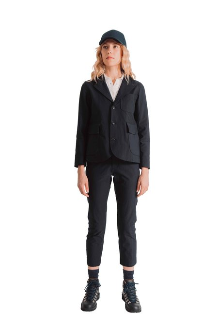 Goldwin Coverall Jacket - Navy