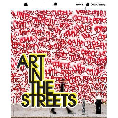 Penguin Random House Art in the Streets book