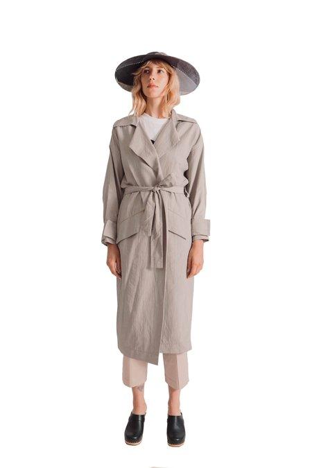 Tela Tarallo dress - Light Grey