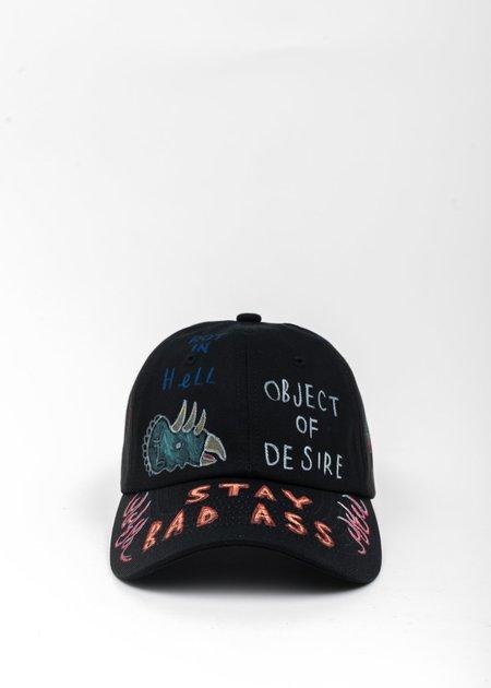 Guernika Paint Cap - Black