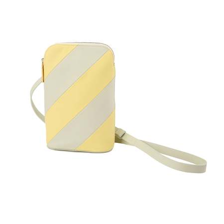 MATTER MATTERS Mini Hama shoulder bag - Lemon Sorbet