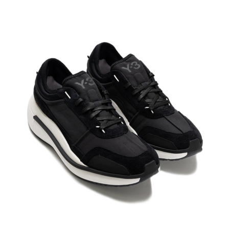 adidas x Y-3 Ajatu Run Men GZ9157 sneakers - Black/Core White