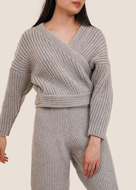 Baserange Mea Wrap - Grey