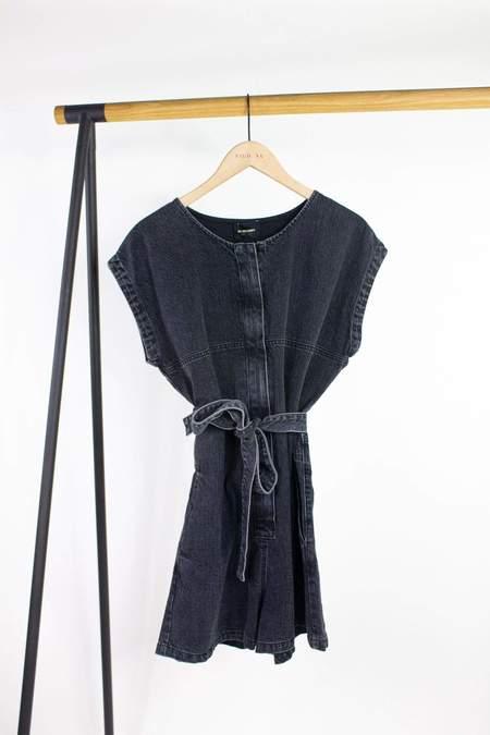 Rachel Comey Vico Shortsuit - Washed Black