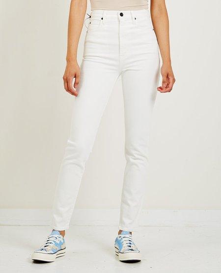 SLVRLAKE Beatnik jeans - white