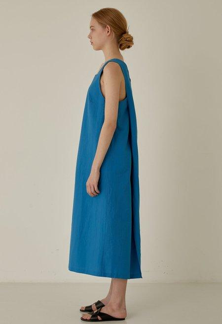 NKC Crossback Dress - Blue