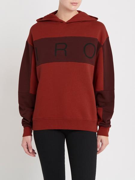 IRO Coco Sweatshirt - Multico Ruby