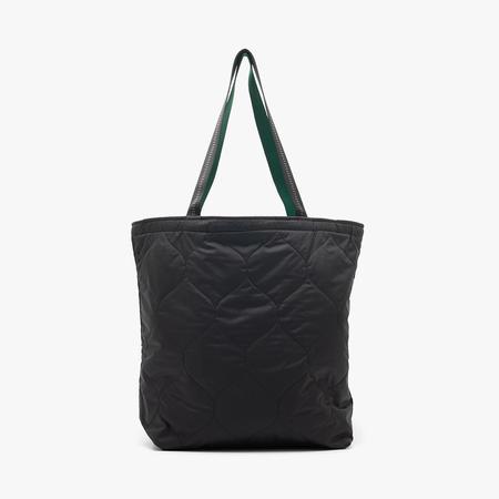 Alterior Primaloft Quilted Tote Bag / Black