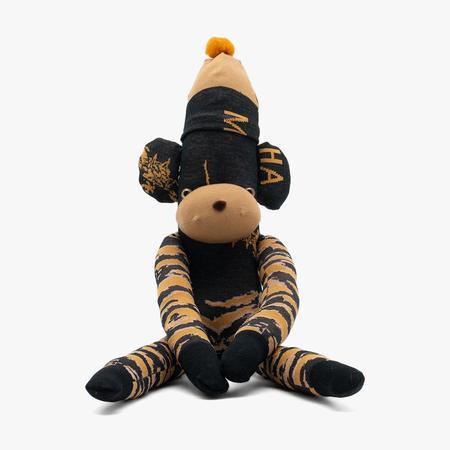 Maharishi Maharishi Sock Monkey - Tigerstripe Gold