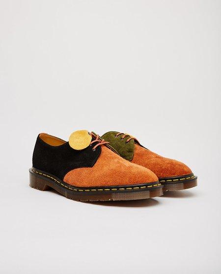 Dr. Martens 1461 Desert Oasis Suede Shoes - Tan