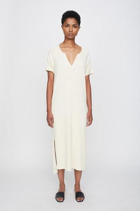 Just Female Fave Dress - Off White
