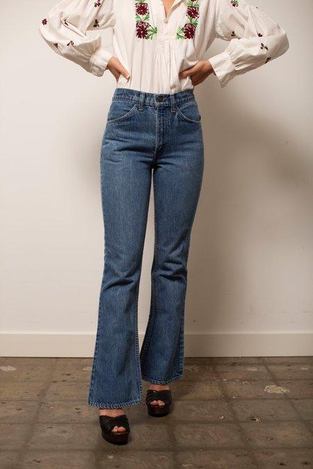 Vintage Levis 517 Mid-Rise Jeans