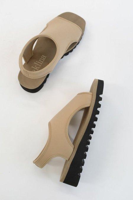 Beklina  Water Sandal Slingback - Sand