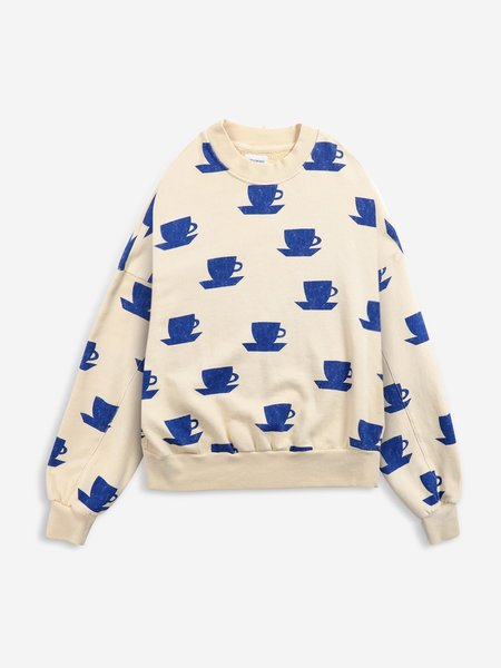 Bobo Choses Cup of Tea Organic Sweatshirt