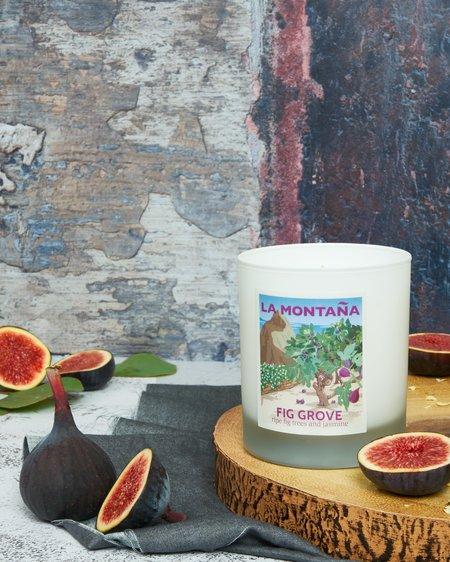 LA MONTAÑA Fig Grove Candle