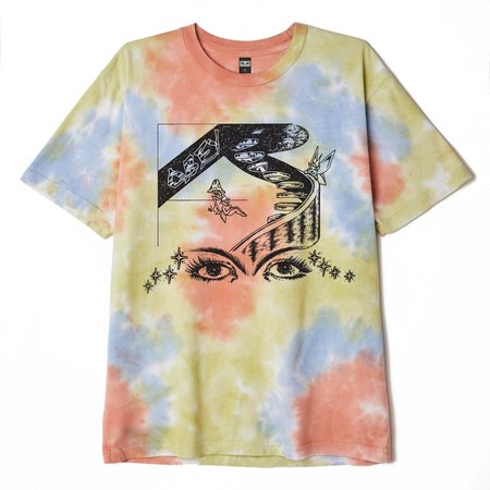 Obey Staircase Heavyweight Blotch Tee