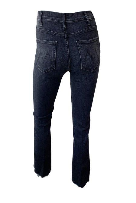 Mother Denim Hustler Ankle Fray Jeans
