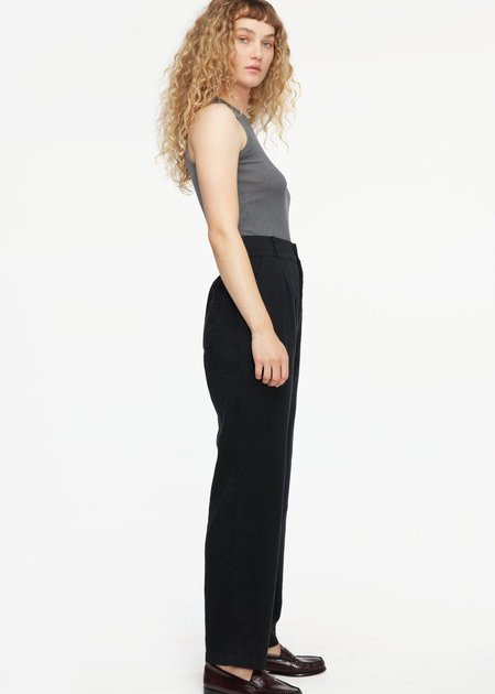 Lacausa Echo Trousers - Tar