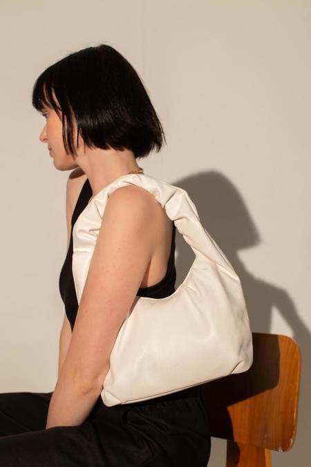 BRIE LEON The Fae Bag - White