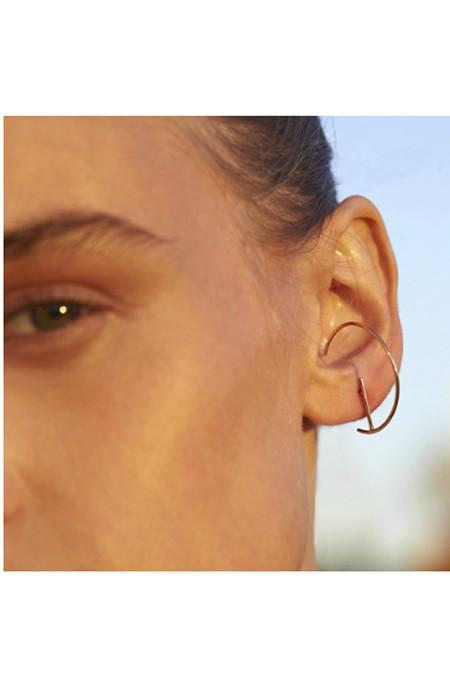 Sansoeurs Radius Earring (Gold)