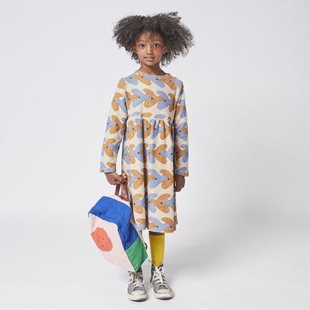 kids Bobo Choses Child Colour Block Small Backpack - Multicolour