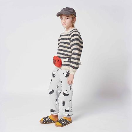 kids Bobo Choses Child All Over Doggie Print Sweatpants - Grey