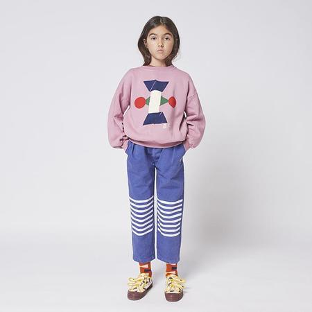 kids Bobo Choses Child Figures Print Sweatshirt - Pink
