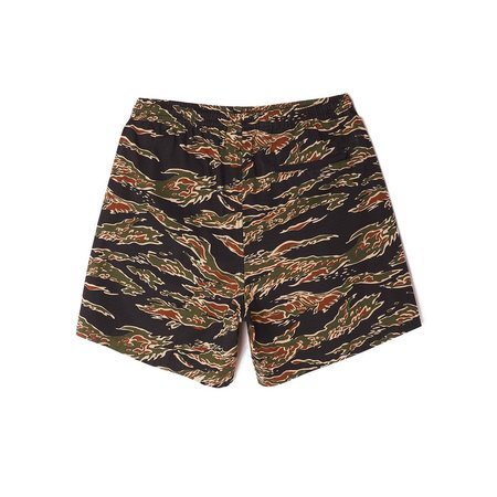 Obey Easy Relaxed Tiger Camo Short - Olive