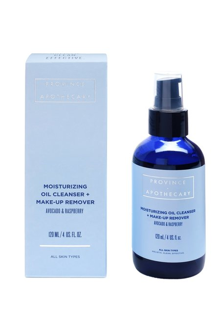 Province Apothecary MOISTURIZING OIL CLEANSER and MAKE UP REMOVER