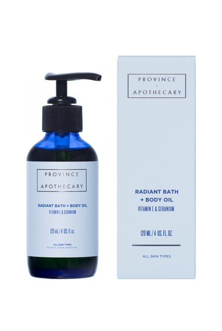 Province Apothecary RADIANT BATH and BODY OIL